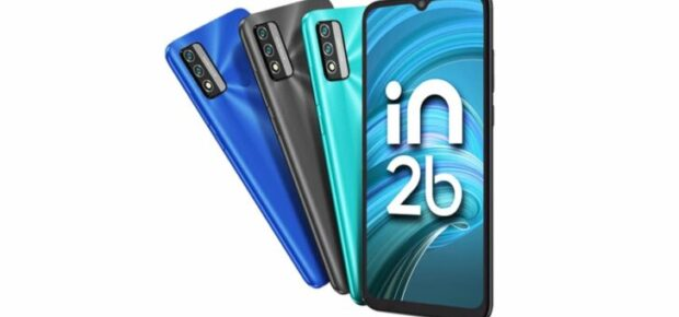 Micromax In 2b Unveiled With Big Battery