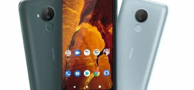 Nokia C30 Has Launched With Elegant Design