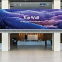 Samsung's New 'The Wall' MicroLED TV Is Thinner