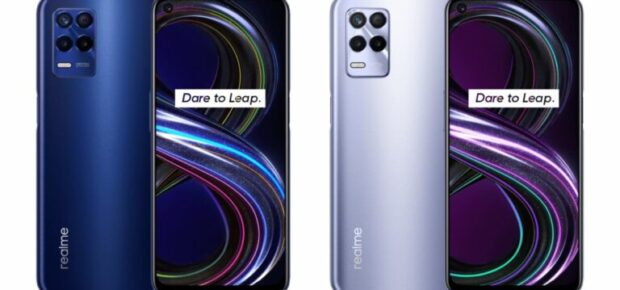 Realme 8s 5G Debuted With 64MP Camera